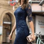 alie street, evening dress, eveningwear, british women's clothes