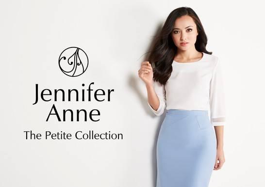 Jennifer Anne, Petite British Womenswear Brand, Made in Great Britain