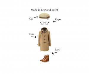 made in england outfit
