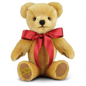 merrythought teddy bear, made in england