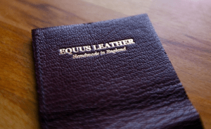 equus leathe wallet