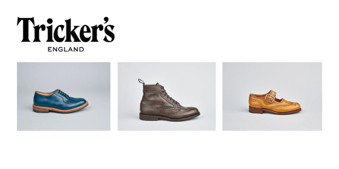 Trickers, Made in England, Shoes for men, shoes for women