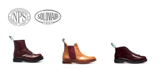 solovair, nps, footwear