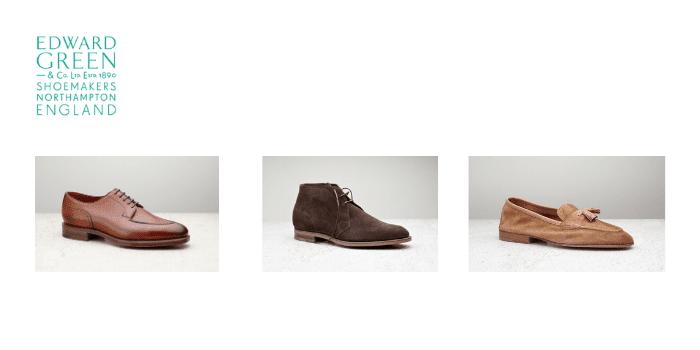 edward Green Shoemaker, top uk shoe brands,