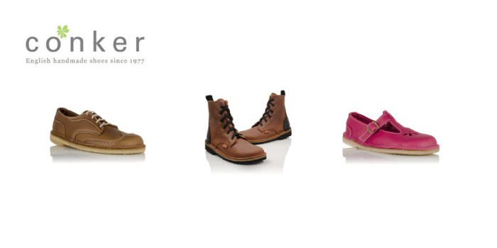 Conker Shoes, Made in Great Britain, top uk shoe brands