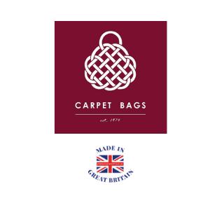 Carpet Bags, Made in Britain