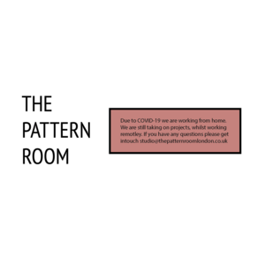 The Pattern Room Londo, UK clothing manufacturers