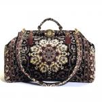 carpet bags, british made handbags
