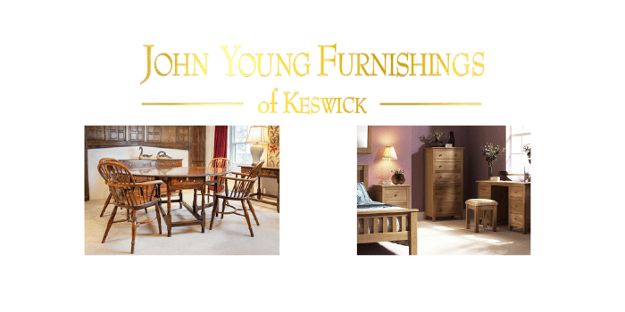 John Young Furnishings of Keswick, British manufactured furniture