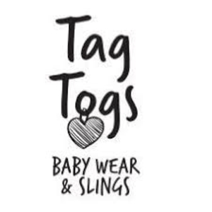 tag togs, babywear, baby wraps made in britain