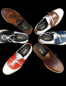 terry smith, vintage style shoes