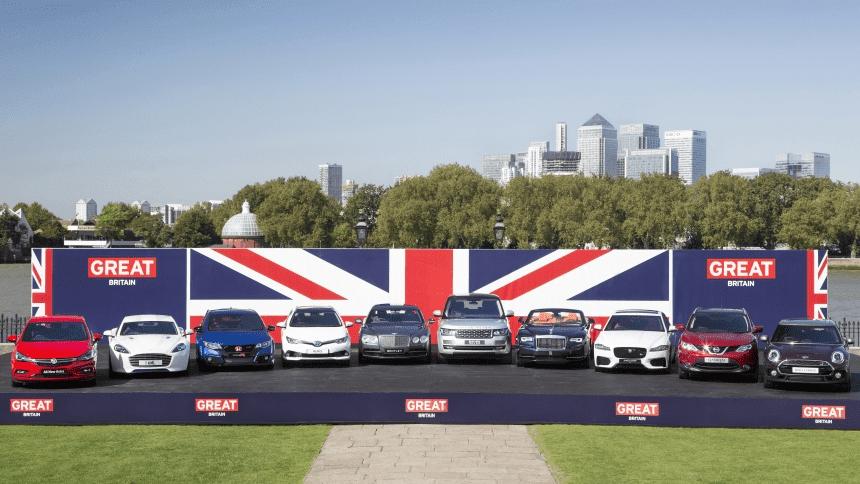 british cars, made in britain, british made cars, british car manufacturers