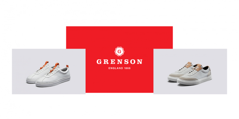 grenson, uk sneakers brands, made in england sneakers, british made trainers, made in great britain