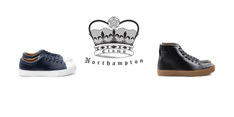 crown northampton, uk sneakers brands, british trainers, made in england, made in britain