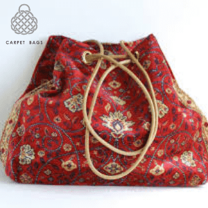 carpet bags, carpet bags of england, british made carpet bags, mary poppins bags, soft carpet bag