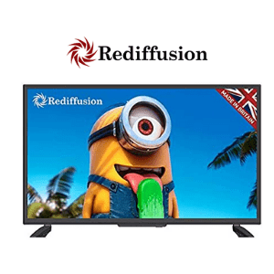 led tv by rediffusion made in britain, british made tv, UK TV brands
