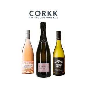 corkk, english wine box subscription gift set,