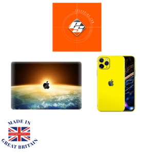 skins for apple iphone and laptops by easy skinz made in uk