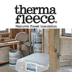 therma fleece, rolls of british wool insulation in a loft conversion, uk diy, made in britain