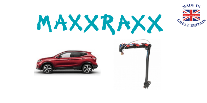 maxx raxx, british made bike rack for car by maxx raxx, british cycling equipment