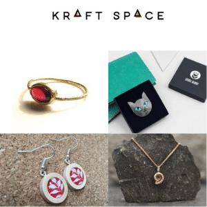 handmade jewellery by British artisans