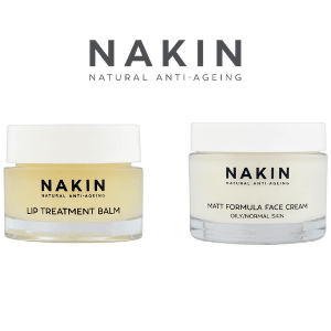 nakin anti ageing cream for face and lips made in uk, natural skincare for anti ageing cruelty free and sustainable