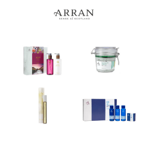 arron of scotland hand creams fragrances and body and bath products and skincare creams made in scotland