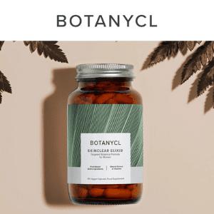 Botancyl skin clear exlir capsules,