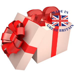 gifts under £20, british made christmas gifts under £20