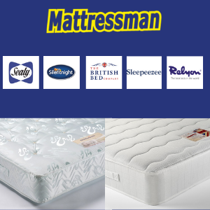mattressman mattresses brands all made in britain silent night british bed company sealy healthopaedic, made in britain