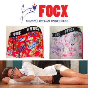 trunks and boxer shorts for women by focx, underwear for ladies