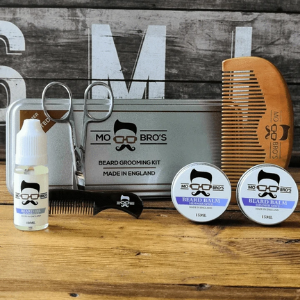 mo bros beard grooming starter kit for men gift set under £20