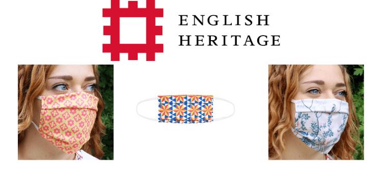 english heritage face masks