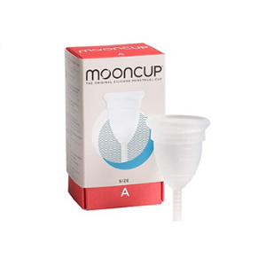 mooncup size a small, menstrual cups uk