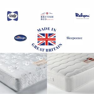 best uk mattress brands and manufacturers