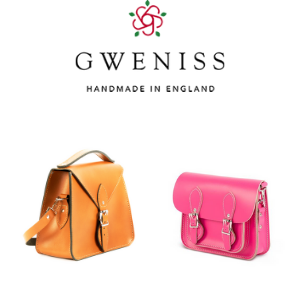 Gweniss handmade in England bags shoulder bags and satchels and cross body mini bags and purses