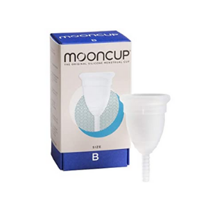 mooncup size b, menstrual cup uk