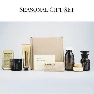 haeckels beauty gift set by gordon bennett, valentines day gift ideas, valentines day gifts for her