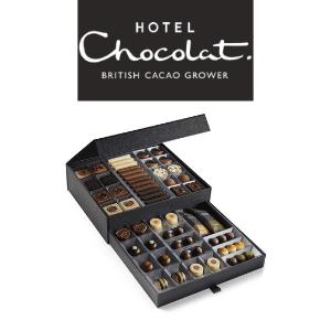 hotel chocolat selection gift box