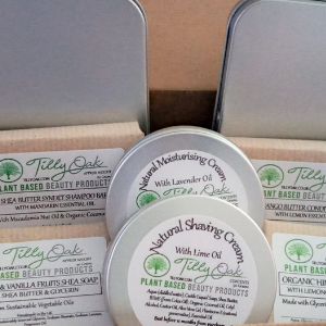 tilly oak beauty sustainable cruelty free soaps and shampoos vegan friendly and made in scotland