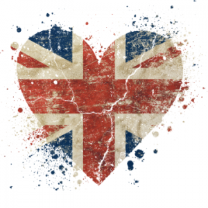 british made heart valentines day gift ideas, made in great britain