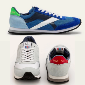 new walsh trainers tornado made in britain, best british made trainers