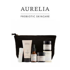 aurelia probiotic skincare made in the uk, best of british