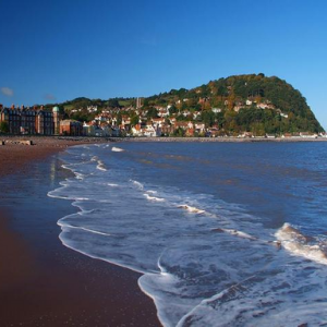 minehead in exmoor, uk staycation holiday ideas, best uk staycation ideas
