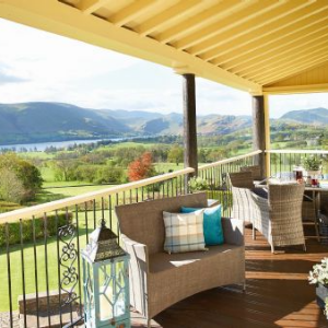 Ullswater cumbria lake district holiday cottage
