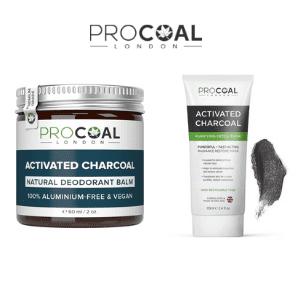 procoal british made skincare, natural deodorants, natural face masks