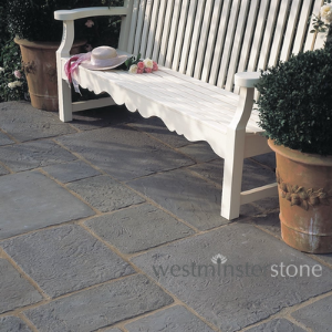 westminster stone paving slabs and stones made in the UK