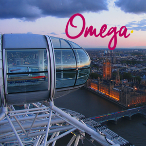 omega london attractions breaks london eye and river thames overnight stay, best of british