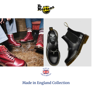 dr martens made in england boots and shoes