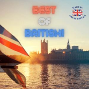 big ben and westminster sjyline over thames british flag union jack, best of british, british business directory